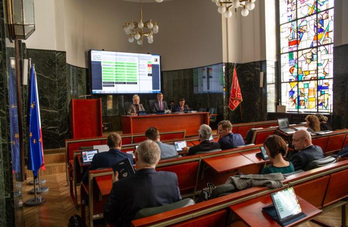 Radni chcą park kulturowy w Parku Śląskim. XIII Sesja Rady Miasta