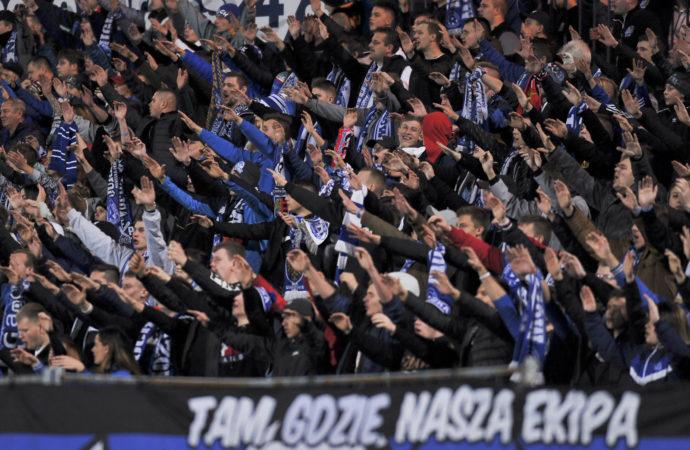Nowy sponsor Ruchu. Jest nim… fanklub Niebieskich z Irlandii