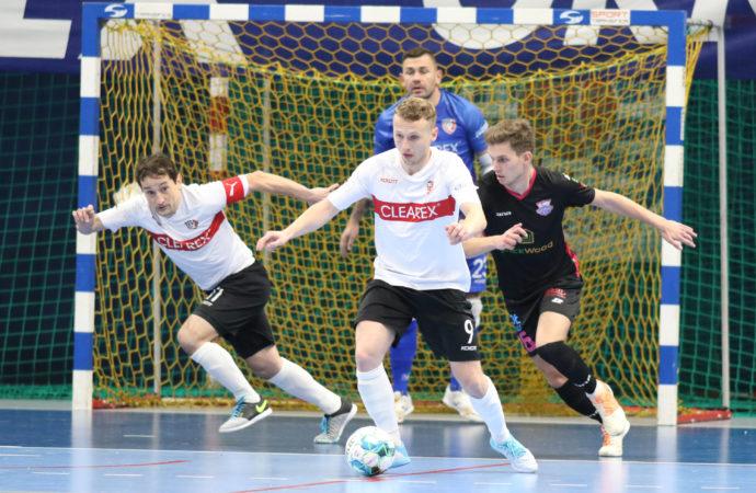 Futsal Ekstraklasa chce zakończenia sezonu. Clearex apeluje o powrót do gry
