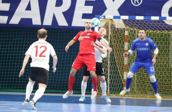 Nieoficjalnie: Futsal Ekstraklasa nie dokończy sezonu. Clearex tuż za podium
