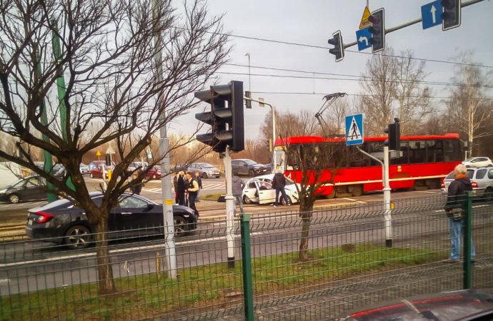 Śmiertelny wypadek przy ul. Gałeczki