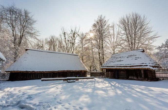 Skansen udostępnił całość ekspozycji zwiedzającym