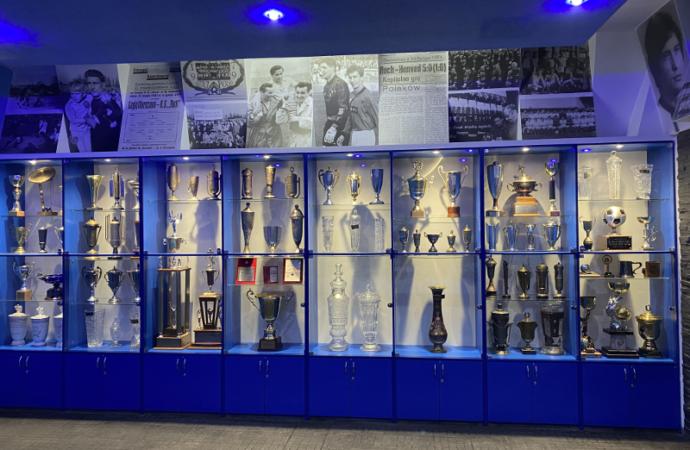 Apel kibiców o pomoc w odzyskaniu klubowych trofeów