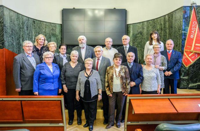 Nowe władze Chorzowskiej Rady Seniorów