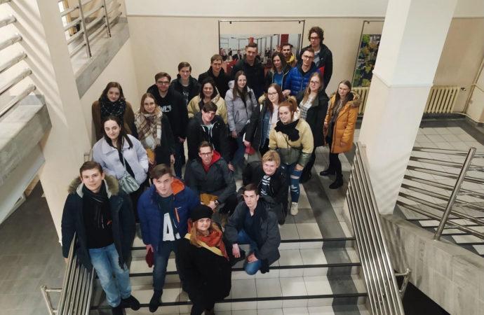 Studencka zbiórka na Szpital Zakaźny w Chorzowie