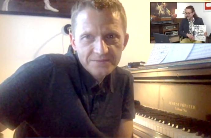 Znany jazzman słuchaczem na własnym koncercie. Takie rzeczy tylko w Chorzowie