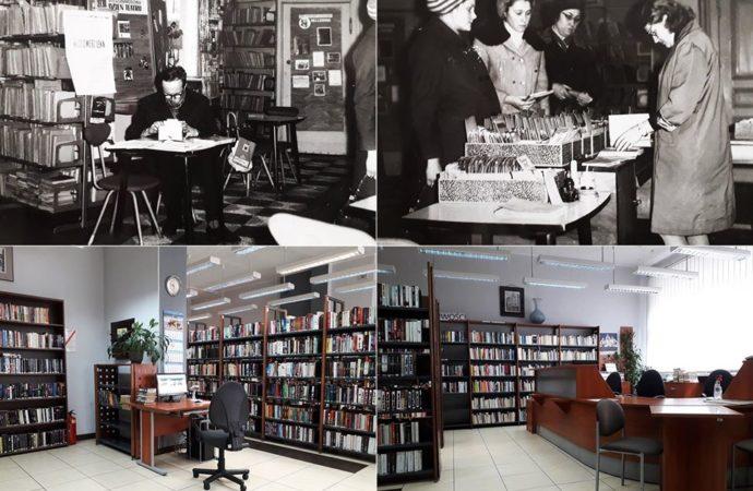 Biblioteka dawniej i dziś. Niespodzianka na dzień bibliotekarzy