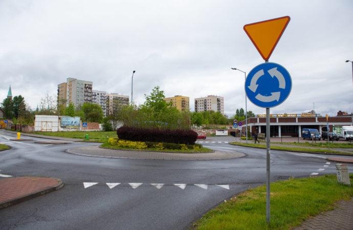 Rondo Jana Pawła II, ul. Konwaliowa i skwer Matki Teresy. Gdzie powstały?