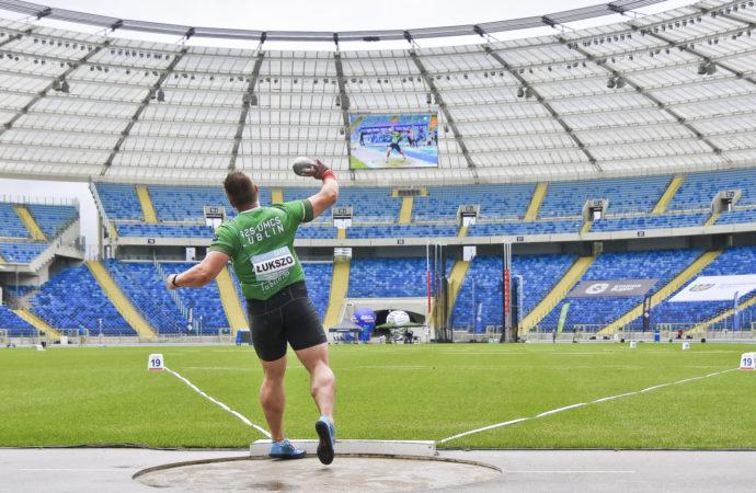 Premier w Chorzowie. Śląski Narodowym Stadionem Lekkoatletycznym
