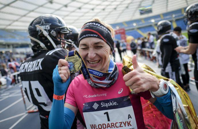 Silesia Marathon prezentuje medale. Powalcz o jeden z nich
