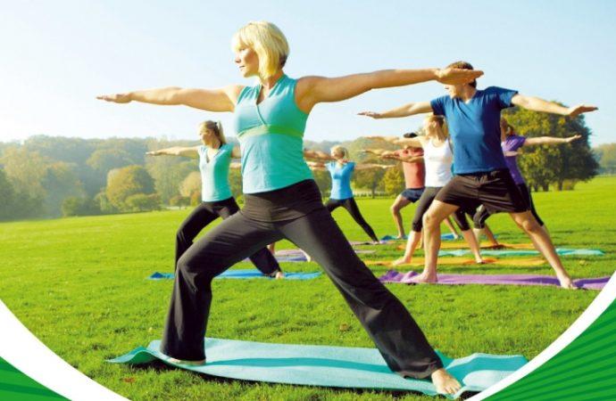 Darmowy cykl zajęć z jogi w Parku Śląskim