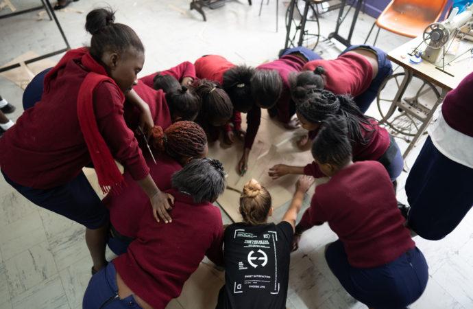 Działa charytatywnie w Afryce. Opowie o swoich doświadczeniach w #Wolce