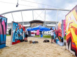 Plaża przy Stadionie Śląskim ponownie otwarta
