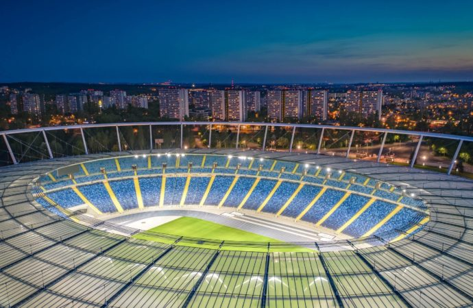 Nowe trasy zwiedzania na urodziny Stadionu Śląskiego