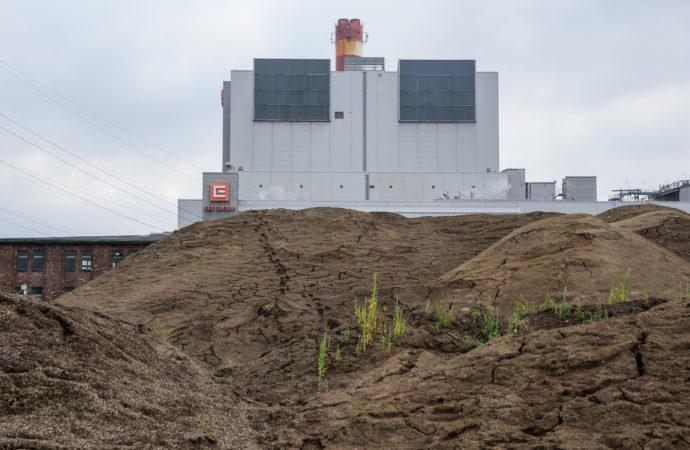 CEZ Chorzów: szybciej usuniemy składowisko przy Królowej Jadwigi