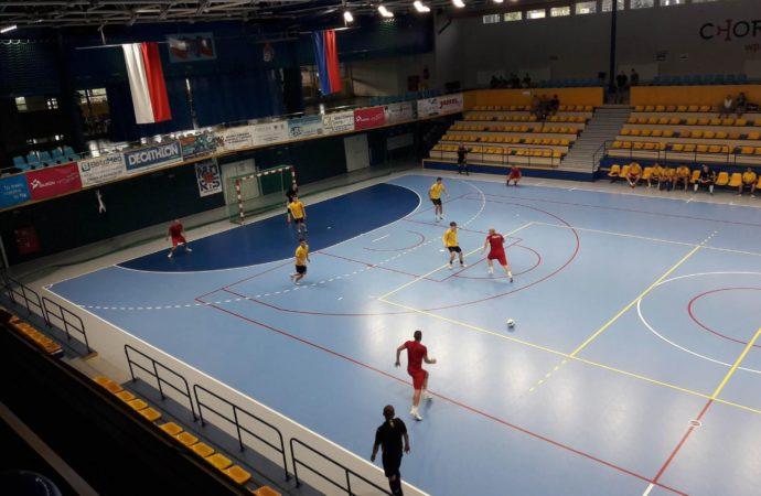 Futsalowcy Cleareksu postrzelali przed pucharem. Czas na walkę o finał