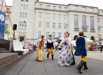 Chorzowski rynek pożegnał lato
