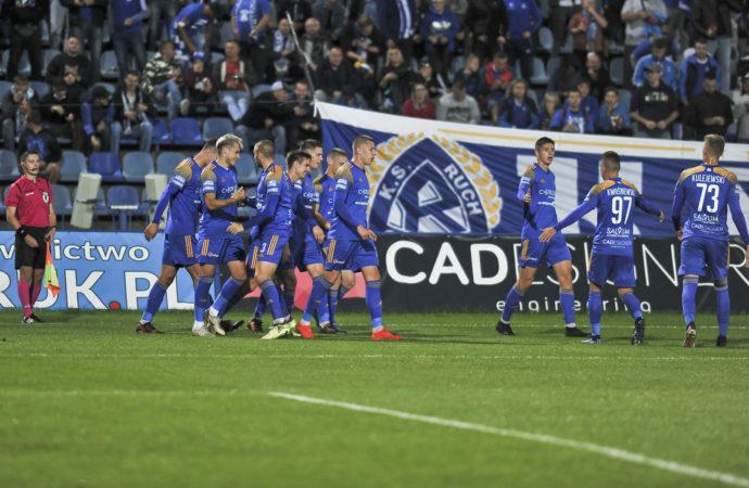 Ruch w półfinale PP. Rywal w zeszłym sezonie był o krok od sensacji