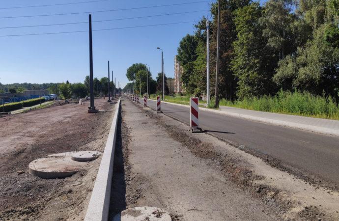 Fragment ul. 3 Maja wyłączony z ruchu pojazdów do końca tygodnia