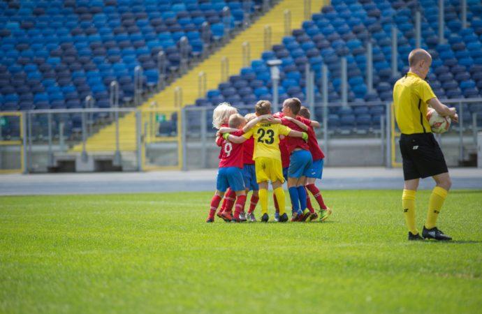Wielkie święto małych adeptów piłki nożnej
