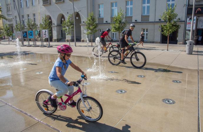 Chorzów to najbardziej przyjazne rowerzystom miasto w Polsce?