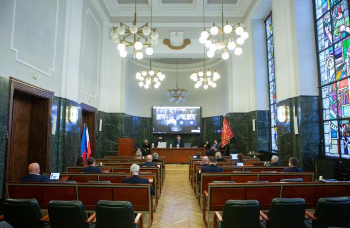 Radni przyjęli budżet Chorzowa na rok 2021. Jest też apel do premiera Morawieckiego