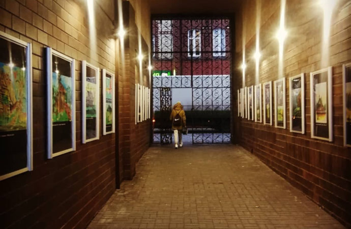 Urok górnośląskiej wsi. Nowa wystawa w Galerii w Bramie