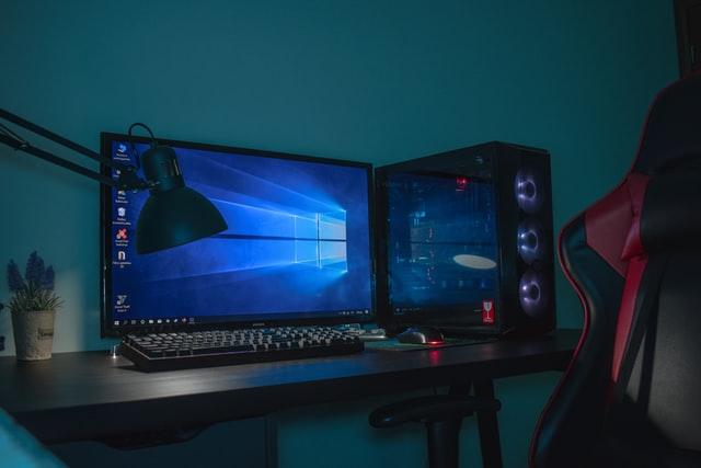 Stacjonarny PC do gier, na który warto postawić