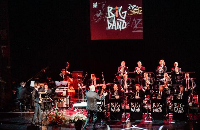Święto fanów jazzu. Koncert Big Bandu Śląskiego