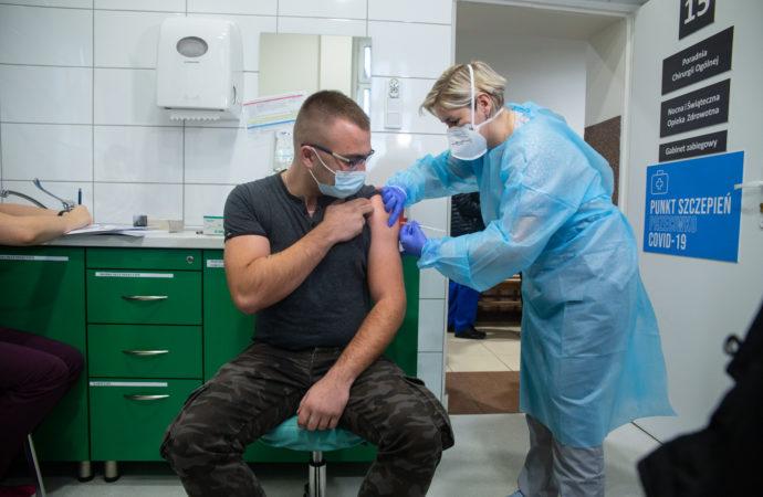 Dalszy etap szczepień