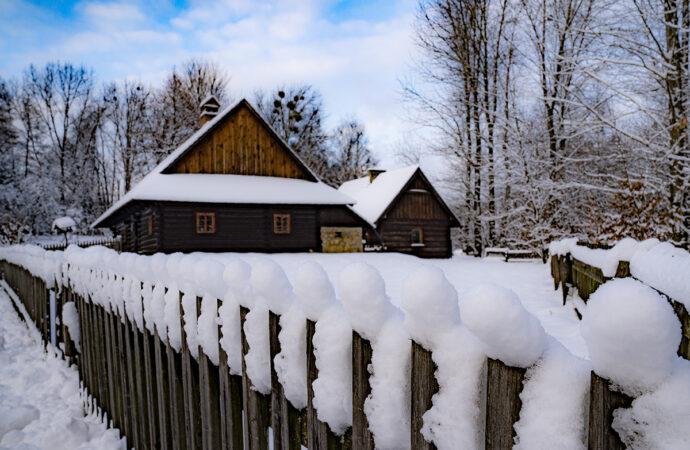 Skansen otworzył część obiektów dla zwiedzających