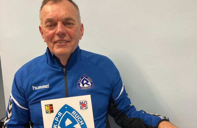Piłkarki Ruchu mają nowego trenera. To doświadczony Słowak
