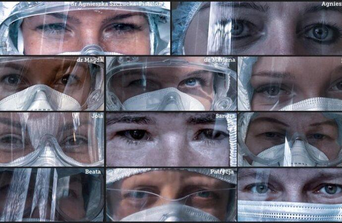 Pacjent chce odwdzięczyć się medykom. Prowadzi zbiórkę na klimatyzację
