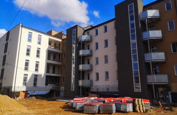 Inwestycja na Cwajce prawie gotowa. Już niebawem oddane zostanie 77 mieszkań