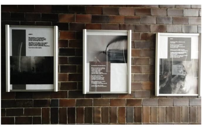 Obrazy i słowa dla ducha. Nowa wystawa w Galerii w Bramie