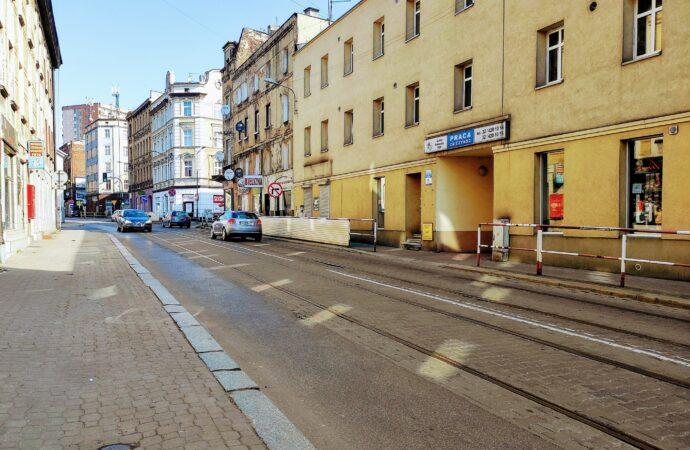 Kolejny etap przebudowy ul. Hajduckiej. Zmiany w ruchu drogowym