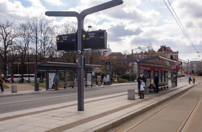 Tablice pokażą czas oczekiwania na transport w Centrum Przesiadkowym