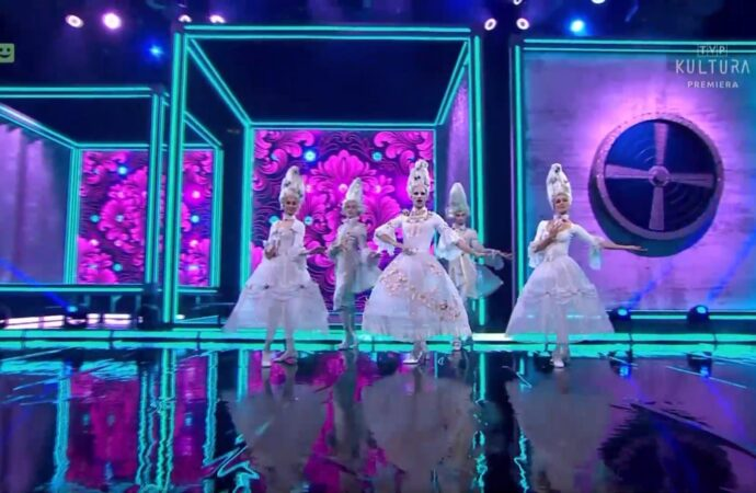 Zespół Teatru Rozrywki wystąpił w nowej produkcji TVP Kultura