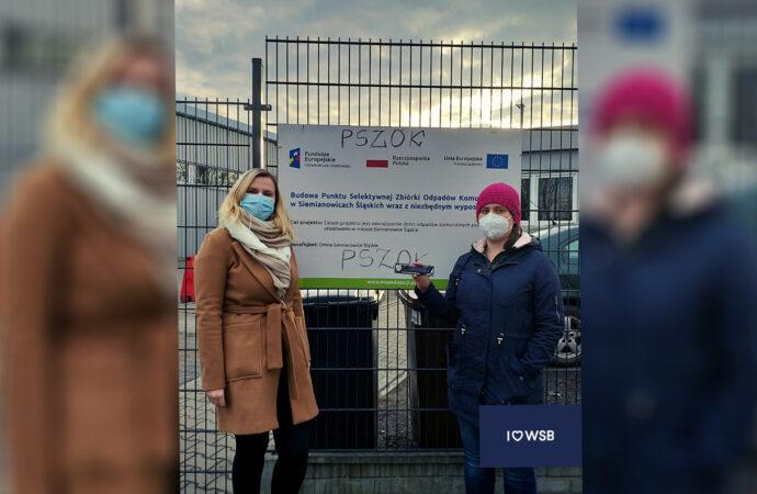 Stworzyły niezwykłą mapę. Studentki z Chorzowa walczą z elektroodpadami