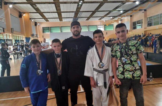 Kolejny sukces młodych zawodników Spartana