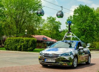 Nowe ścieżki w Parku Śląskim już wkrótce na Google Street View