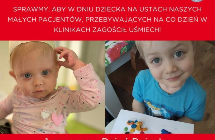 Na Dzień Dziecka podaruj najmłodszym życie