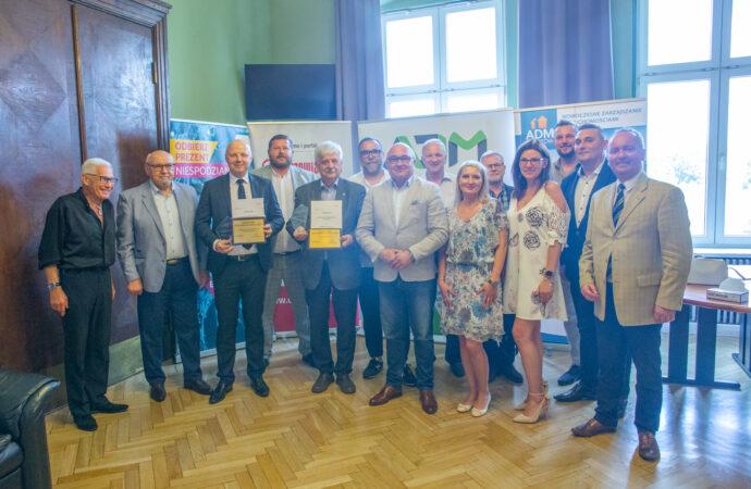Chorzowscy przedsiębiorcy wyróżnieni przez miasto