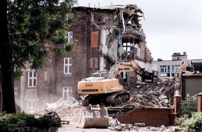 Kamienica przy ul. Dworcowej zostanie wyburzona