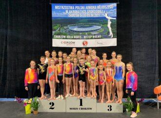 Medale Sokolni na Mistrzostwach Polski w Chorzowie