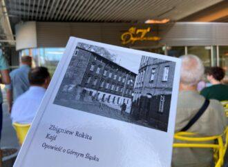 Laureat Nagrody Nike przyjedzie do Chorzowa, by porozmawiać o śląskiej literaturze