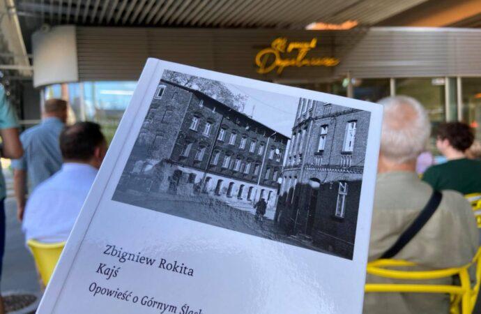 """Zbigniew Rokita z Nagrodą Literacką Nike za książkę """"Kajś. Opowieści o Górnym Śląsku"""""""