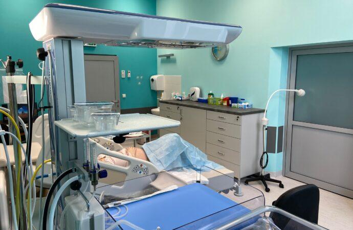 Porodówka ponownie otwarta. Pierwsze pacjentki są już na oddziale