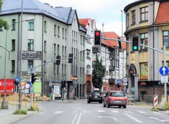 Skrzyżowanie Dąbrowskiego z Hajducką będzie  częściowo zamknięte