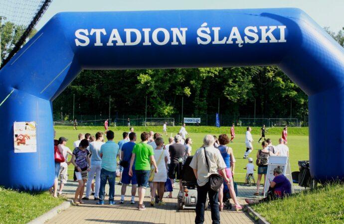 Adwokaci rzucili wyzwanie gwiazdom futbolu. Piknik na Stadionie Śląskim